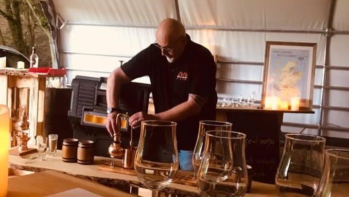 Anmeldung Whisky-Tasting, Whisky-Probe, Whisky-Testung